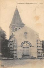 Louroux De Bouble Eglise - Louroux-de-Bouble