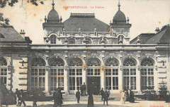 Contrexeville Le Theatre - Contrexéville