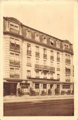 Mulhouse Hotel Ville De Strasbourg Weinboerse Fg De Colmar - Mulhouse