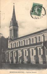 Mimizan Bourg Eglise Neuve - Mimizan