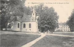 Equirre Le Chateau De M.le Marquis De Partz - Équirre