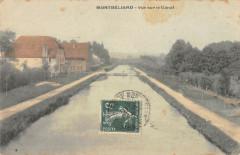 Montbeliard Vue Sur Le Canal - Montbéliard