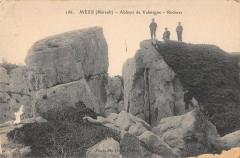 Meze Abbaye De Valmagne Rochers - Mèze