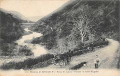 Env.de Licq Route De Larrau Chemin De Ste Engrace - Larrau