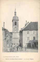 Delle La Rue De L'Eglise - Delle