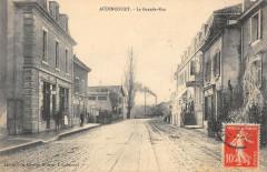 Audincourt La Grande Rue - Audincourt