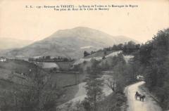 Env.tardets Rte De Tradets Montagne Begoce Vue Cote De Montory - Montory