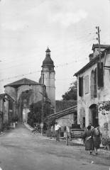 Aignan En Armagnac Eglise - Aignan
