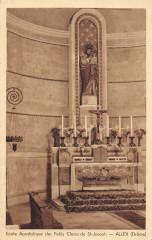 Allex Ecole Apostolique Des Petits Clercs De St Jospeh - Allex