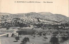 Montbrun Les Bains Vue Generale - Montbrun-les-Bains