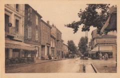 Saint Rambert D'Albon Rue Nationale - Albon