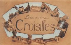 Souvenir De Croisilles - Croisilles