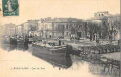 Beaucaire Quai Du Port - Beaucaire