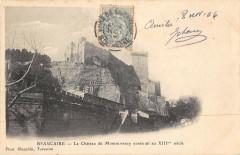 Beaucaire Le Chateau De Montmorency - Beaucaire