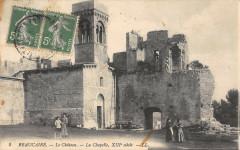 Beaucaire Le Chateau La Chapelle - Beaucaire