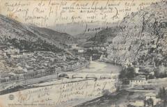 Anduze Le Pont Et Les Gorges Du Pas - Anduze