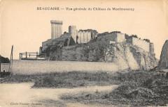 Beaucaire Vue Generale Du Chateau De Montmorency - Beaucaire