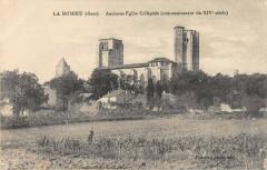 La Romieu Ancienne Eglise Collegiale - La Romieu