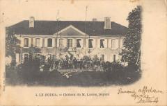 Le Houga Chateau De M.lasies Depute - Le Houga