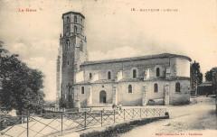 Mauvezin Eglise - Mauvezin