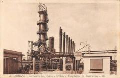 Pauillac Raffinerie Des Huiles Shell Installation De Distillation - Pauillac