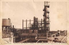 Pauillac Raffinerie Des Huiles Shell Vue D'Ensemble Des Installations - Pauillac
