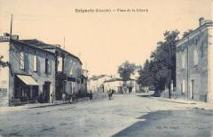 Grignols Place De La Liberte - Grignols