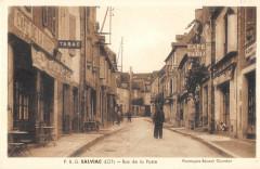 Salviac Rue De La Poste - Salviac