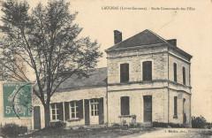 Laugnac Ecole Communale De Filles - Laugnac