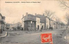 Casteljaloux Avenue Carcin Et Chemin Neuf - Casteljaloux