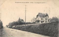 Blonville Sur Mer Villa Les Quatre Vents - Blonville-sur-Mer