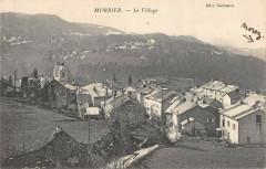 Morbier Le Village - Morbier