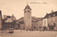 Sellieres Le Clocher - Sellières