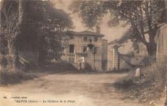 Chatte Le Chateau De La Poipe - Chatte