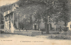 Graissessac Cafe Du Commerce - Graissessac