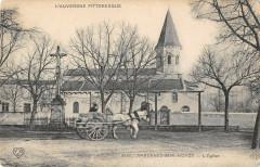 Varennes Sur Morge Eglise - Varennes-sur-Morge