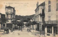 Billom Avenue De La Gare - Billom