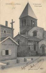 Coudes Eglise - Coudes