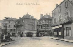 Chateldon Vieilles Maisons - Châteldon