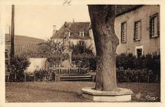 Menat Place De La Mairie - Menat