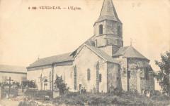 Vergheas Eglise - Vergheas