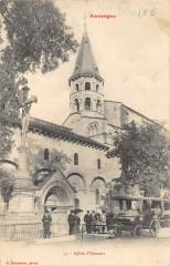 Eglise D'Ennezat - Ennezat