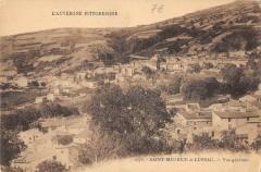 Saint Maurice Et Lussac Vue Generale - Saint-Maurice