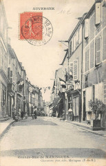 Grande Rue De Maringues - Maringues