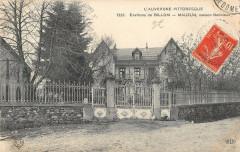 Env.billom Mauzun Maison Bonnieux - Mauzun