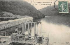 Le Barrage De Sauviat - Sauviat