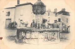 Saint Saturnin La Vieille Fontaine - Saint-Saturnin