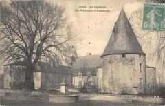 Le Chateau De Villeneuve Lembron - Villeneuve