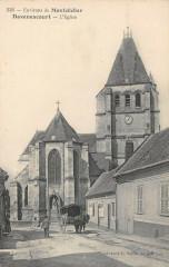 Davenescourt Eglise - Davenescourt