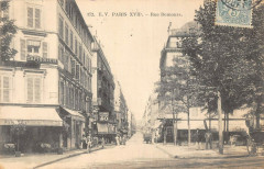Paris XVIIe arrt Rue Demours - Paris 17e